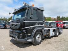 Cabeza tractora Volvo FMX 450 6x2*4 Hydraulik usada