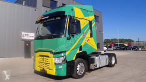 Renault tractor unit T 460 Streetline SleeperCab (VOITH / PTO / / PERFECT CONDITION)