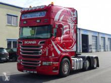 Scania R R440*Euro5*TÜV*Retarder*Stand Sattelzugmaschine gebrauchte