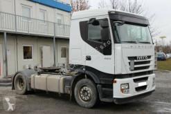 Cabeza tractora Iveco STRALIS, STANDARD, EURO 5 EEV, HYDRAULIC usada