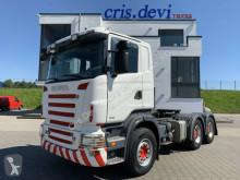 Scania R R500 6x4 Kipphydraulik Retarder Sattelzugmaschine gebrauchte