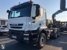 Tracteur convoi exceptionnel Iveco Trakker 500