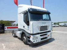 Nyergesvontató Iveco Stralis AS 440 S 48 használt veszélyes termékek/a Veszélyes Áruk Nemzetközi Közúti Szállításáról szóló Európai Megállapodás