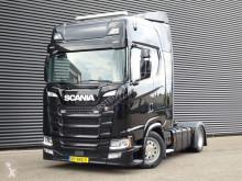 Cabeza tractora Scania S usada