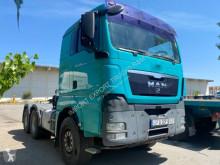 Cabeza tractora convoy excepcional MAN TGS 33.480