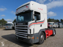 Traktor Scania 124/420 4x2 Topline Euro 2