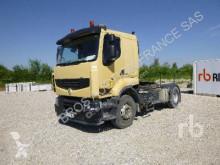 Tracteur LANDER 450 DXI