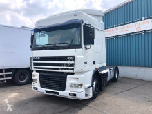 Tracteur DAF 95-430XF SPACECAB (EURO 3 / MANUAL GEARBOX / ZF-INTARDER / 870+430 LITER TANK / AIRCONDITIONING) occasion