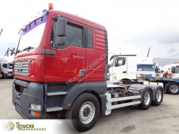 Ciężarówka MAN TGA 26.410 Hakowiec używana