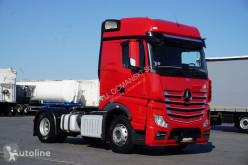 MERCEDES-BENZ ACTROS / 1848 / ACC / MP 4 / EURO 6 / BIG SPACE / HYDRAULIKA tractor unit used