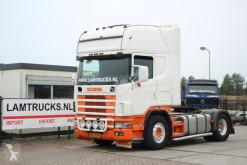 Tracteur Scania 114.380 MANUAL TOPLINE occasion