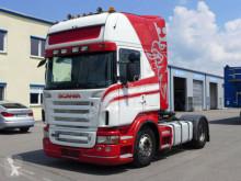 Scania R500*Euro 5*Retarder*Schalter*Hydraulik* Sattelzugmaschine gebrauchte