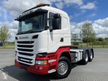 Tracteur Scania R580 V8 6X4 RETARDER HYDRAULIC EURO 6 BIG AXLE occasion