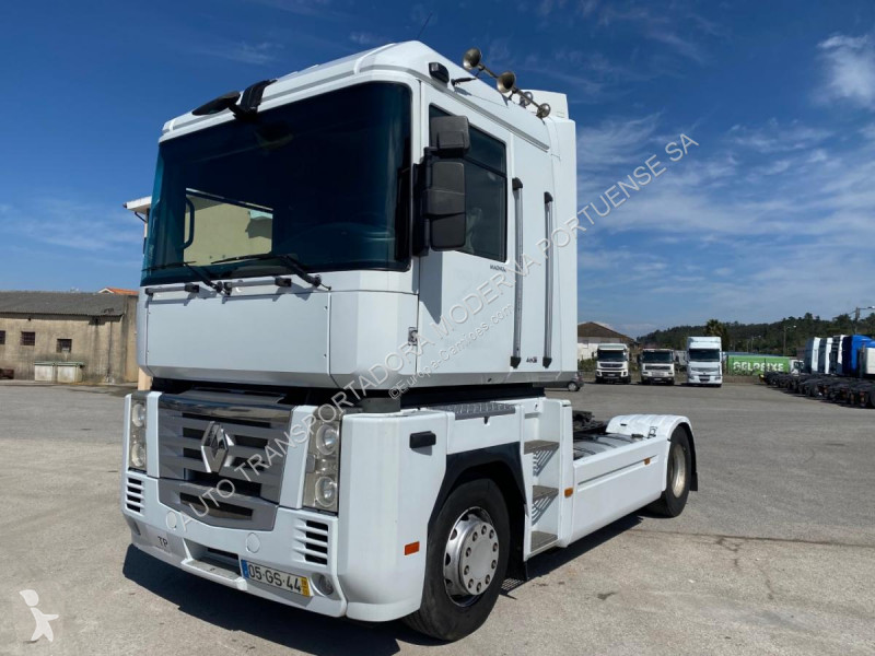 View images Renault Magnum 460 DXI tractor unit