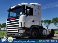 Cabeza tractora Scania R124