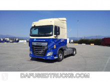 DAF XF 480 tractor unit used hazardous materials / ADR