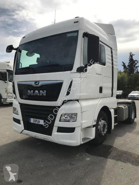 Voir les photos Tracteur MAN TGX 18.460 XLX