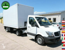 Mercedes Sprinter Sprinter 316 CDI EURO-5 SZM használt haszongépjármű furgon