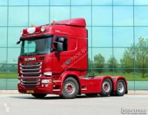 Cabeza tractora Scania R450 usada