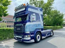 Traktor Scania R R580-V8 4X2 Luft - Luft / Topline SHOWTRUCK begagnad