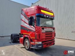 Tracteur Scania 164 480 Topline manual occasion