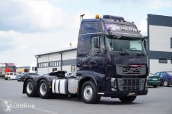 Cabeza tractora Volvo FH 16 / 600 KM / 6 X 4 / EURO 5 / RETARDER / DMC 100 000 KG / P usada