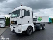 Cabeza tractora MAN TGX 28.480 6x2 EEV // SUPER STAN // SERWISOWANY // usada