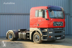 Cabeza tractora MAN TGA 18.440, 4x4, STANDARD, EURO 4 usada