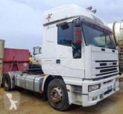 Tracteur Iveco Eurotech 440E38