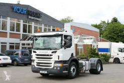 Cabeza tractora Scania P 410 EURO 6 /Retarder/Flach/Hydraulik/ACC/