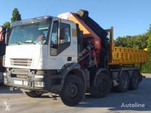 Cabeza tractora Iveco 440 8X4 PALFINGER PK 72002+JIB AÑO 2007