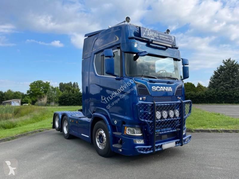 Voir les photos Tracteur Scania S
