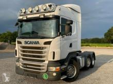Tracteur convoi exceptionnel Scania R R480 Highline- 6X2- RETARDER- Lenk + Liftachse