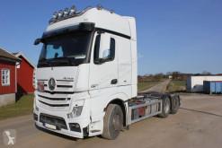 Tracteur Mercedes-Benz Actros 1830 350 hp 6x2*4 tractor unit Volvo-Scania