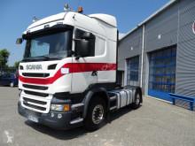 Scania R 490 Sattelzugmaschine gebrauchte