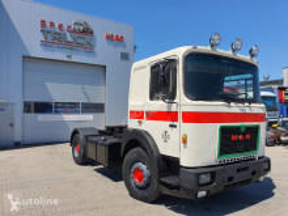 Cabeza tractora MAN 19.361, 6 cylinders, Full Steel, Manual Pumpe, usada
