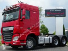Tracteur DAF XF 510/ 6X4 / LIPPER HYDRAULIC /ACC/LOW MILEAGE