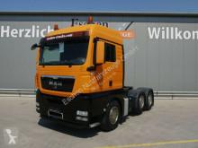 Tracteur convoi exceptionnel MAN TGX 26.440 6x2/4 BL*XLX*Intarder*Lift/Lenk*1Han