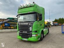 Tracteur Scania R 520 accidenté