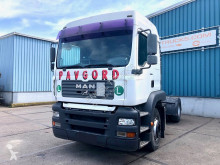 MAN tractor unit TGA 18.410FLS LX (MANUAL GEARBOX / ZF-INTARDER / AIRCONDITIONING)