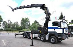 Tracteur convoi exceptionnel MAN MAN MAN TGA 41.480 8x8 Palfinger PK 72002 Crane