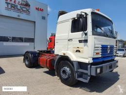 Tracteur Renault Manager 340,Full Steel POMPE MANUELLE occasion