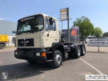 Traktor MAN 25.422 6 cylinder - Manual - Mech pump - Hydraulics