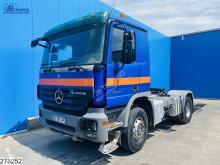 Tracteur Mercedes Actros 2044 accidenté