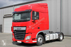 Tracteur DAF XF 460 SC Intarder ACC FCW 825 L Tank occasion