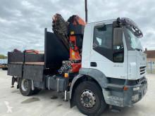 Tracteur Iveco Trakker AD 400 T 35 T occasion