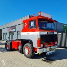 Cabeza tractora Scania sold verkocht verkauft lb141s34 usada
