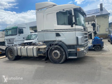 Tracteur Scania Scania 144 460 manual Geflegter V8 motor sehr guter zustand occasion