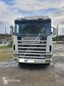 Tracteur Scania 124L occasion