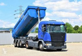 Trekker Scania G450 Sattelzugmaschine + Anhänger/Kipper ! tweedehands
